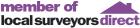 local surveyors direct logo