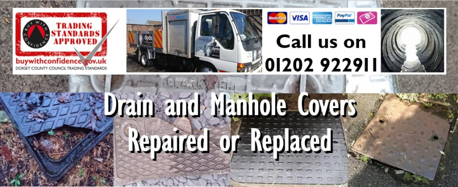 manhole cover replacement